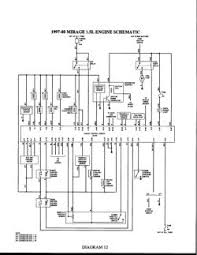 2006 mitsubishi eclipse 3 8l fi sohc 6cyl repair guides wiring mirage 1 8l engine schematic click image to see an enlarged view