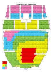 Sixth And I Seating Chart Seating Maps Tucson Symphony Orchestra