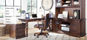 simple home office furniture. Nice Design Ideas Ashley Office Furniture Simple Home P