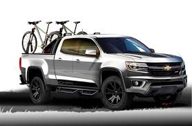 2015 Chevrolet Colorado Sport Concept | GM Authority