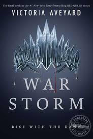 war storm red queen 4 victoria aveyard series 4 series