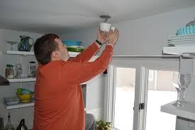 installing ikea pendant light over sink 9