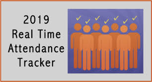 Attendence Tracker 2019 Real Time Attendance Trackers Now Available