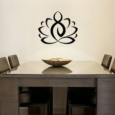 Small Picture Wall decal ZEN Lotus cheap Stickers Nature discount wall