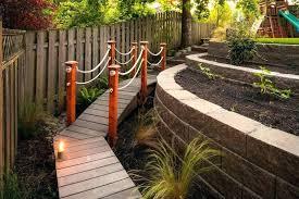 backyard boardwalk deck and wooden plans walkway backyard boardwalk deck and wooden plans walkway