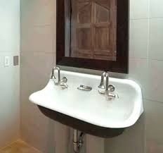 2 sinks in bathroom appealing wall mount sink home the most brilliant separate