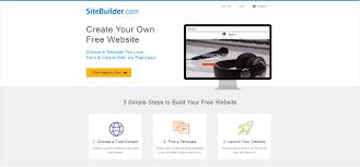build a free website online 7 best free website builders