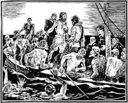 Resultado de imagem para historia tragico maritima