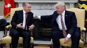 واشنطن - ترامب ينوي التحدث  مع إردوغان بشأن هجوم سوريا