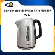 Bình đun siêu tốc Philips 1.7 lít HD9357