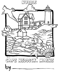 Small Picture Coloring Pages Free Printable Lighthouse Coloring Pages For Kids