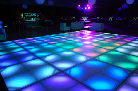 LED Dance Floor - Totally Amazing
