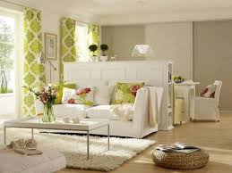 great small space living room. Great Small Space Decor Idea The Half Wall I Like Living Room