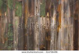 Texture Wooden Fence Horizontal Yellow Boards Stock Photo Edit Now