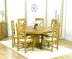 ikea round dining table and chairs 6 chair round dining table set solid oak round dining