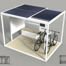 solar charging station all architecture and design manufacturers