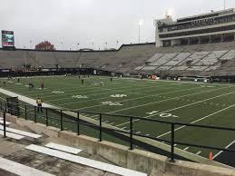 Vanderbilt Stadium Section V Rateyourseats Com