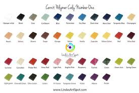 Cernit Color Chart Cernit Number One Polymer Clay Choose From Colors To Choose From Make Beautiful Jewelry Home Decor And So Much More