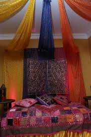 How to, tips, and advice how to decorate a large wall with style. Pin By Kavya Sriram On Wedding Mehendi Decor Ideas Mehndi Decor Morrocan Decor