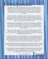 essay on grandparents day celebration in school order essay essay on grandparents a blessing help to write an essay