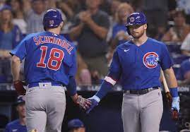 How many of the current Chicago Cubs ...