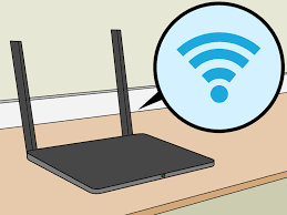 how to connect two routers pictures wikihow