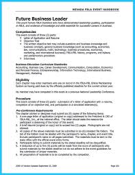 Business Resume Objective Cool The Most Excellent Business Management Resume Ever