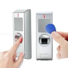 Metal Waterproof <b>Biometric RFID</b> 125KHZ <b>Fingerprint Access</b> ...