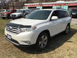 2013 Toyota Highlander For Sale | bestluxurycars.us