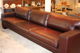Orange And Brown Living Room Accessories Living Room Comfortable Cream Upholstery Tufted Bonded Leather