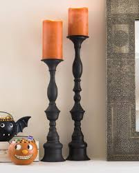 ... Wrought Iron Candle Holders, Set of 2 by Balsam Hill