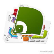 Rawhide Seating Chart Rawhide Ballpark 2019 Seating Chart