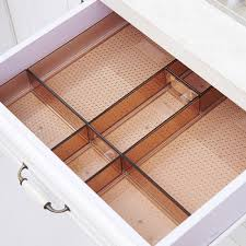 Transparent Drawer Box Trays Home Office Storage Kitchen ...