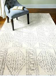 non staining rug pad for vinyl floors hand tufted wool ivory gray area luxury plank floor