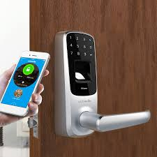 Amazon.com: Ultraloq UL3 BT Bluetooth Enabled Fingerprint and ...