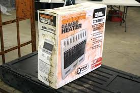 30000 btu propane heater lot garage heater nib how much propane does a 30000 btu wall heater use