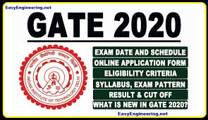 Mock Application Form Gate 2020 Exam Application Form Eligibility Pattern