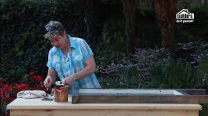 Builders <b>DIY</b>: Create a rusted <b>metal</b> effect on wood - YouTube