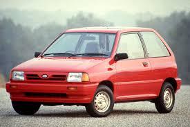 1990 93 ford festiva consumer guide auto