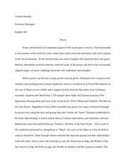 self reflective essay urusha shrestha english prof dunnigan  6 pages religion