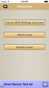 ged writing essay pro on the app store iphone screenshot 2