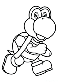 Bowser Coloring Page Super Pages Images Vs Dry Colouring