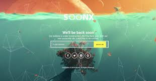 Coming Soon Website Template Custom 28 Outstanding 'Coming Soon' And 'Under Construction' Website