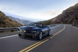 Chevy Drops New Photo Gallery of Camaro ZL1 Coupe and Convertible ...
