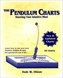 The Pendulum Charts Knowing Your Intuitive Mind By Olson