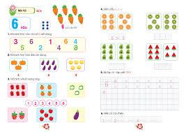 Bộ sách Hành trang cho bé chuẩn bị vào lớp 1 (8 quyển) - Tô màu - Luyện chữ  Tác giả Việt Hà