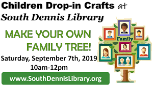 Making A Family Tree For Free Children Drop In Crafts Make Your Own Family Tree South