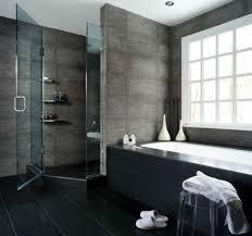 Bathroom: Impressive Black Bathroom Design Black Bathroom Accessories -  Interior Decorating Ideas