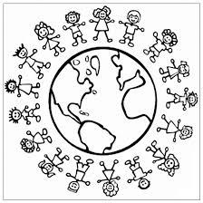 30 Ricerca Disegni Bambini Del Mondo Da Colorare Galleria Di