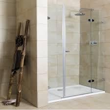 bathroom shower doors ideas. Bathrooms Design Semi Frameless Shower Door Bathtub Doors Regarding Bathroom Ideas W